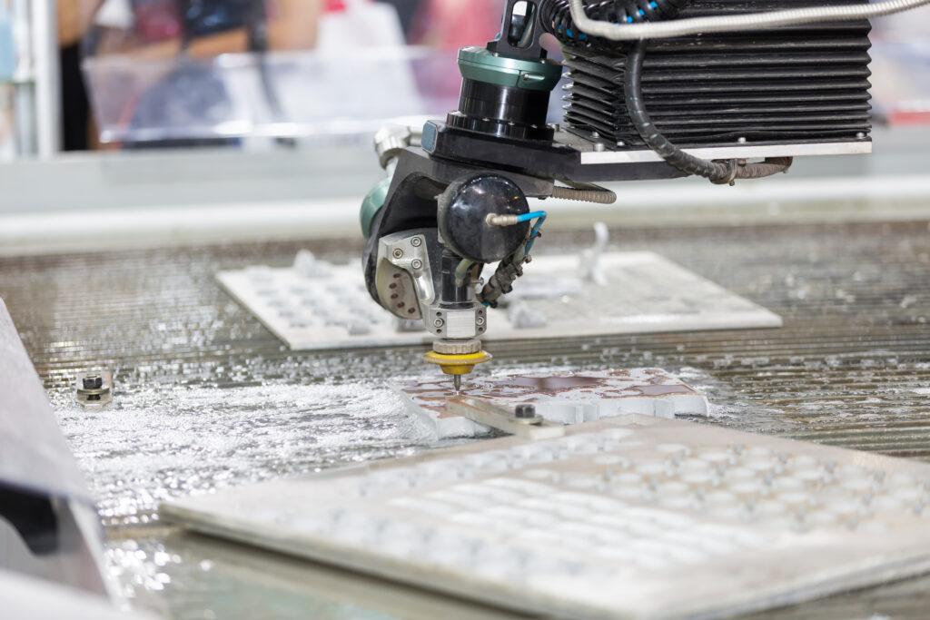 waterjet cutting from megafoam